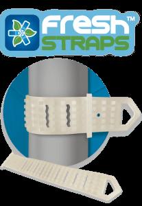 Portable Toilet Odor Controlling Fresh Straps
