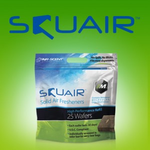 Surco Squair Solid Air Freshener Packets