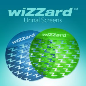 Wizzard Urinal Screens For Restroom Air Care