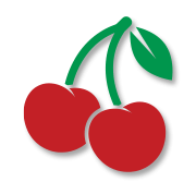Berry Cherry Fragrance Pump Exhaust Freshener