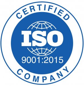 ISO Certified 9001 2015 Surco